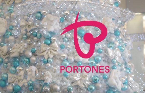shopping portones