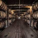 Añejado del whisky